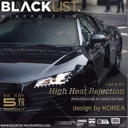 Harga kaca film terbaru BLACKLIST